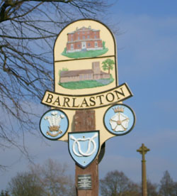 barlaston sign